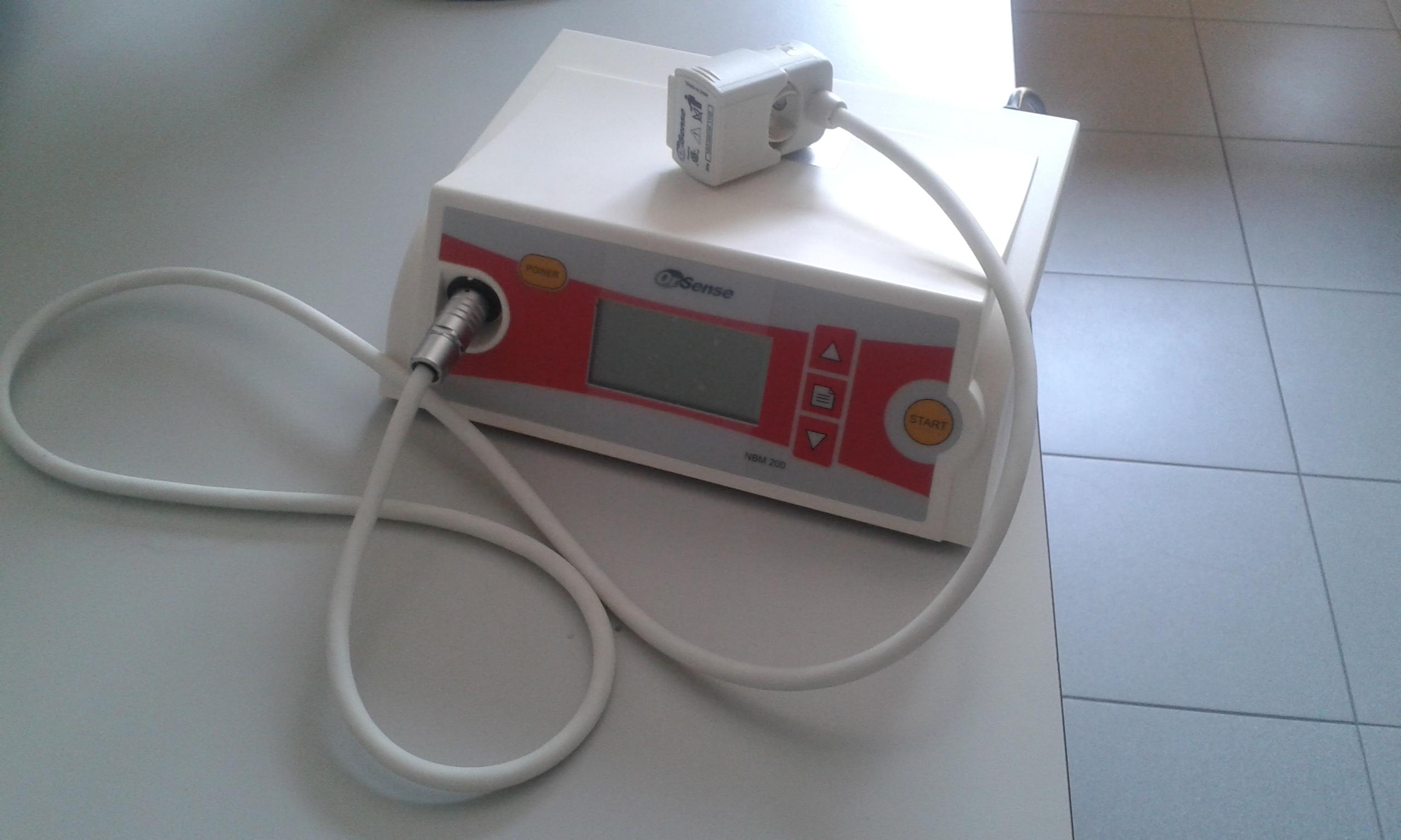 Emoglobinometro digitale
